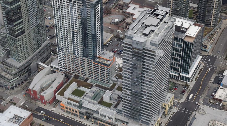 Lincoln Square Expansion; The Bellevue Collection; Bellevue Place; Bellevue Way NE & NE 4th St, Bellevue, WA 98004