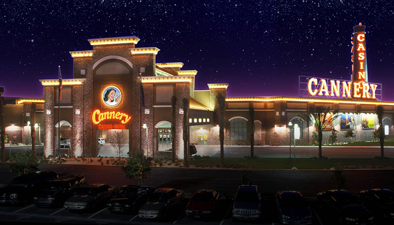 Cannery Casino Rock Solid Project Solutions