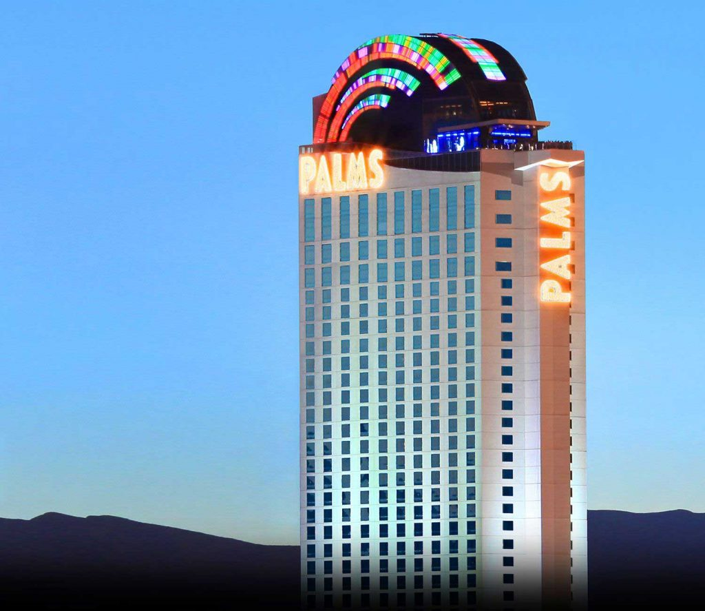 Palms Tower II - Upper Venues and Ghost Bar