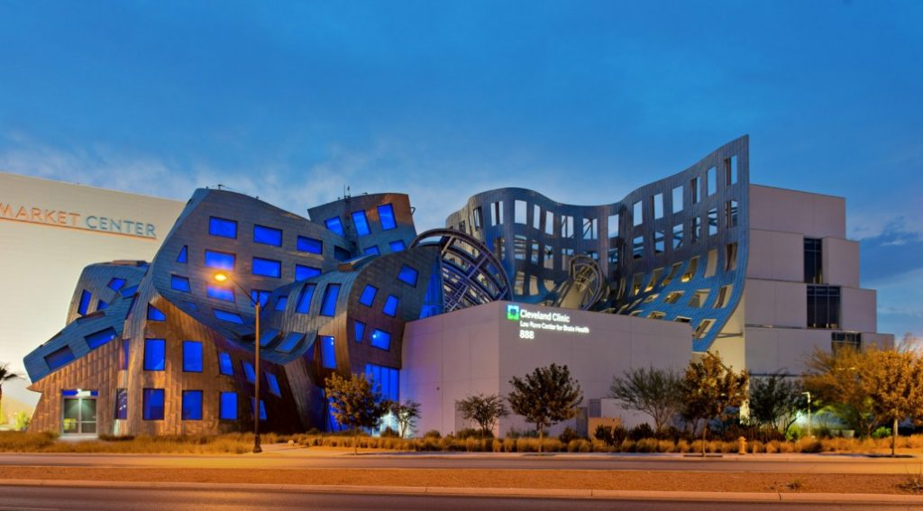 Cleveland Clinic Lou Ruvo Center for Brain – Rock Solid Project Solutions