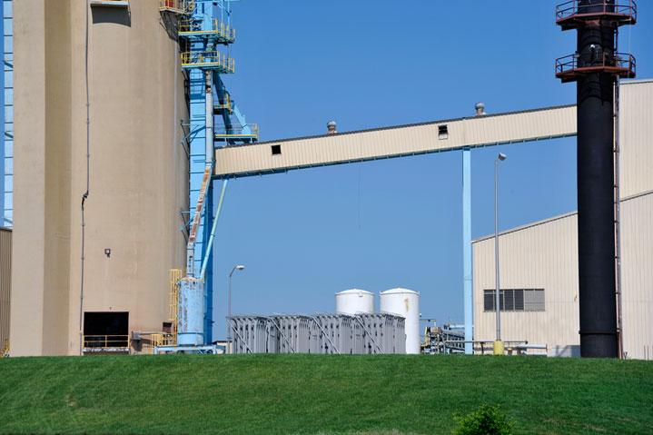 Industrial-Konawa Power Plant Shut Down (1)