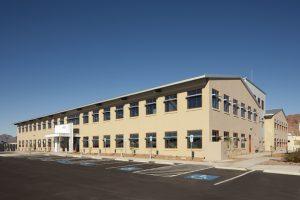 Lower Colorado Regional Office Green Office Building by Tate Sn