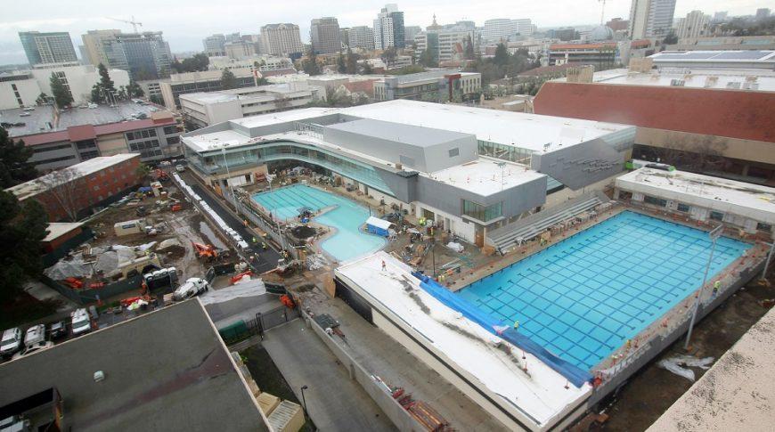 Student Recreation & Aquatic Center